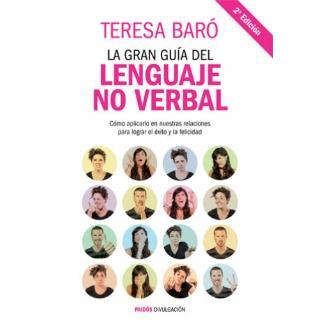 Portada del llibre La gran guía del lenguaje no verbal