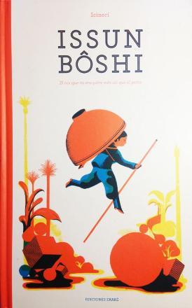 Portada del llibre Issun Bôshi