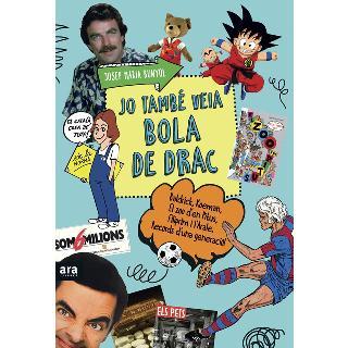 Portada del llibre Jo també veia Bola de drac