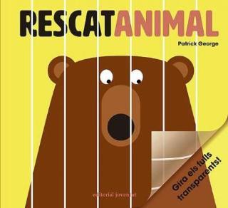 Portada del llibre  Rescat Animal