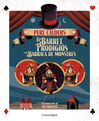 El+barret+prodigi%c3%b3s+i+la+barraca+de+monstres
