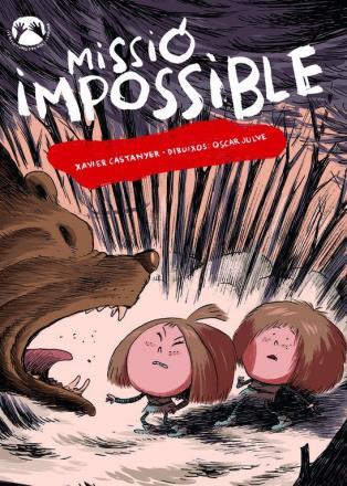 Portada del llibre Missió impossible