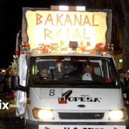 Bakanal Real