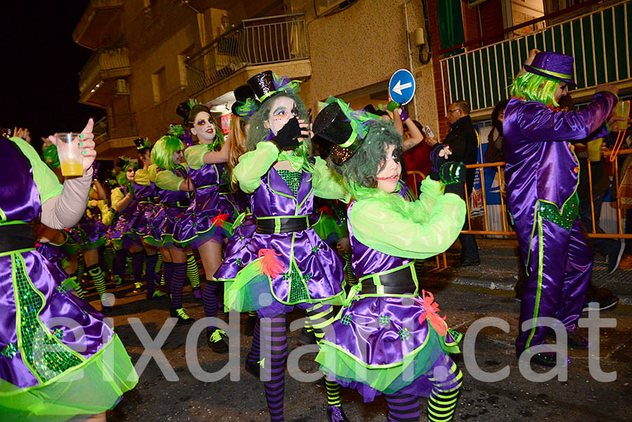 Carnaval de Cunit 2016. Rua del Carnaval de Cunit 2016 (III)
