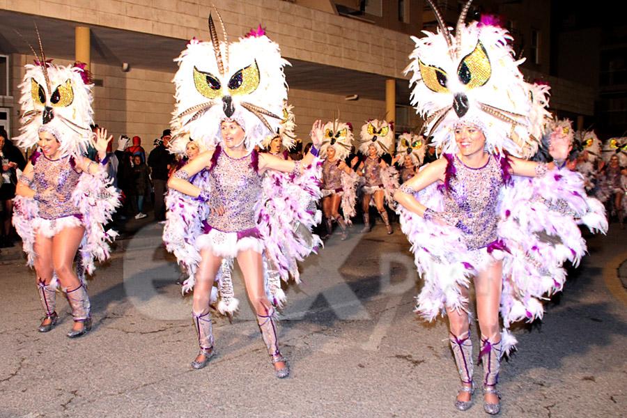 Rua del Carnaval de Cubelles 2017. Rua del Carnaval de Cubelles 2017