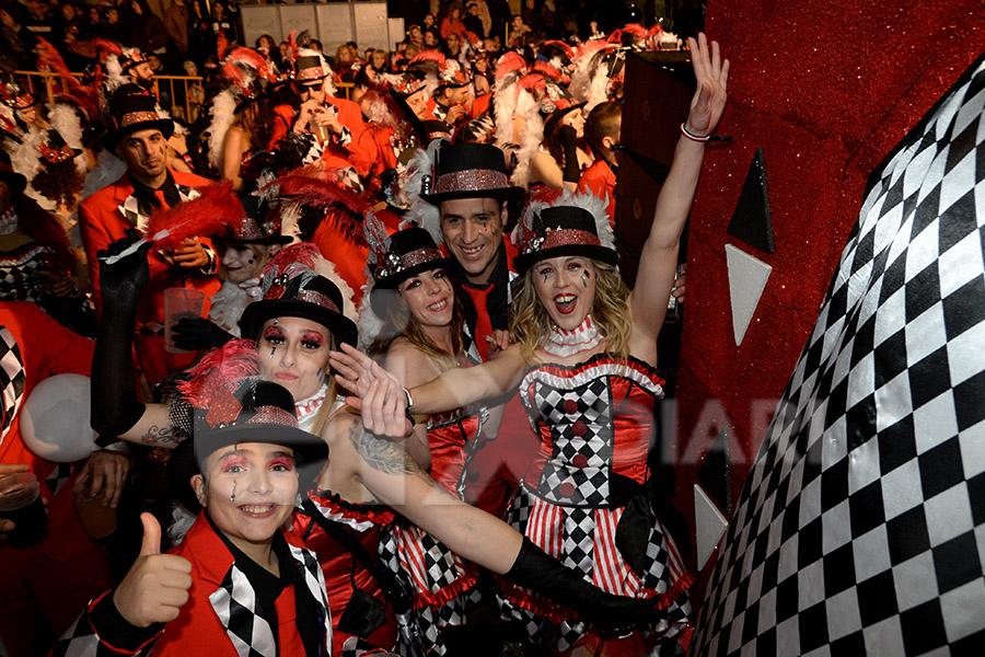 Rua del Carnaval de Cunit 2017 (II). Rua del Carnaval de Cunit 2017 (II)