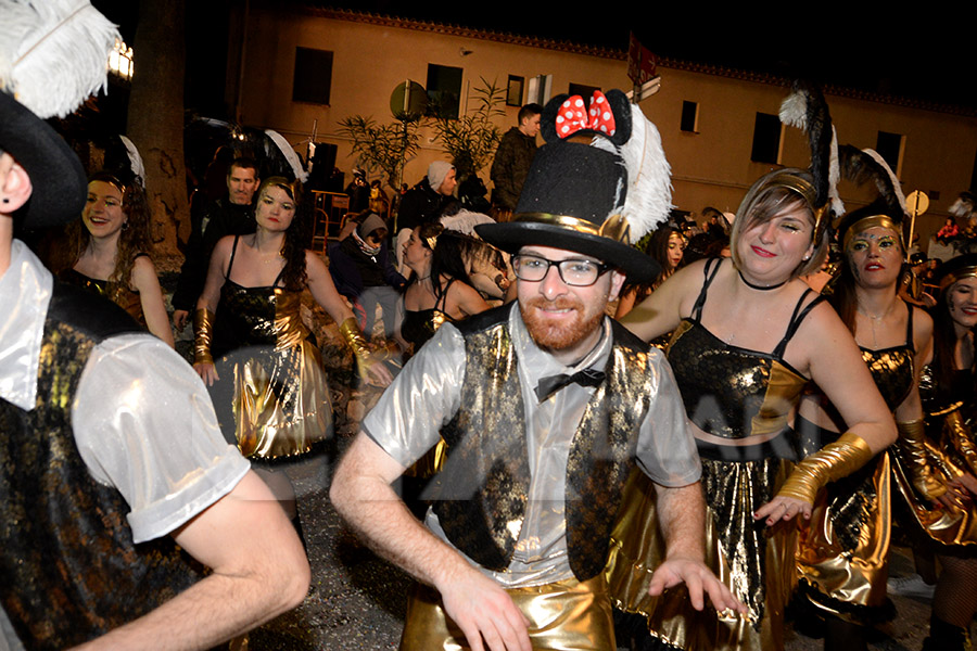 Rua del Carnaval de Cunit 2017 (I). Rua del Carnaval de Cunit 2017 (I)