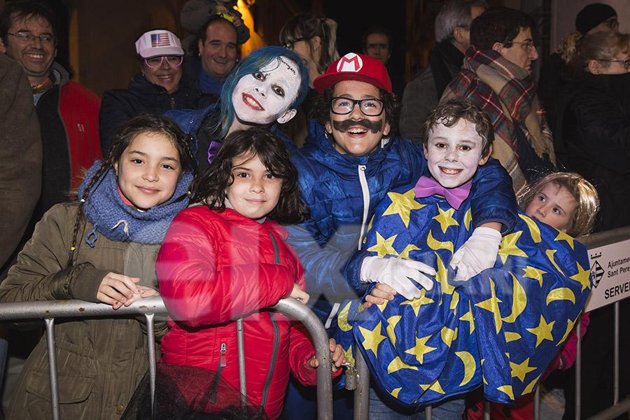 Rua del Carnaval de Ribes 2017. Rua del Carnaval de Ribes 2017