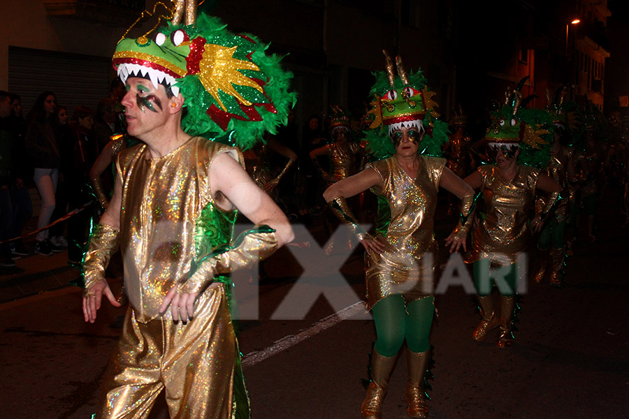 Rua del Carnaval de Sant Martí Sarroca 2017. Rua del Carnaval de Sant Martí Sarroca 2017