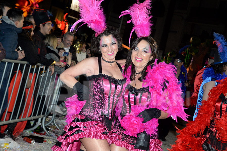 Rua del Carnaval de Sitges 2017 (I). Rua del Carnaval de Sitges 2017 (I)