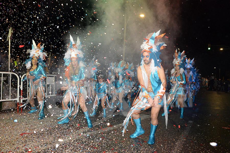 Rua del Carnaval del Vendrell 2017 (II). Rua del Carnaval del Vendrell 2017 (II)