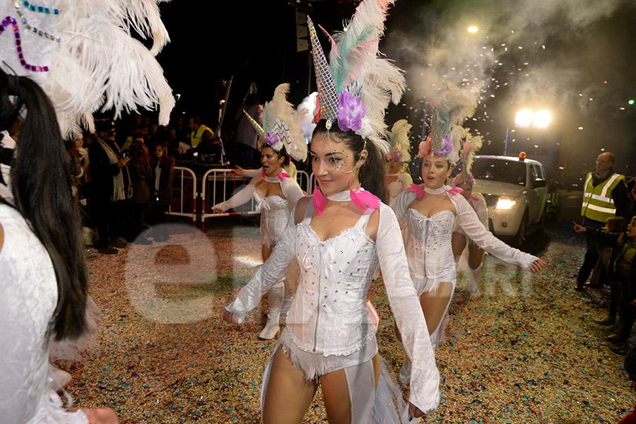 Rua del Carnaval del Vendrell 2017 (I). Rua del Carnaval del Vendrell 2017 (I)