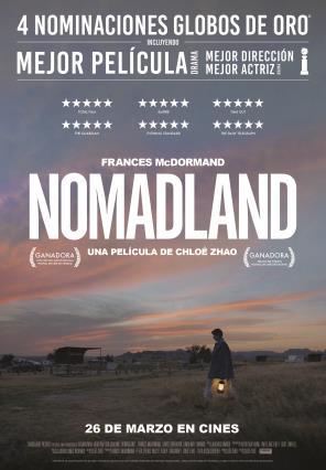 Cartell de NOMADLAND