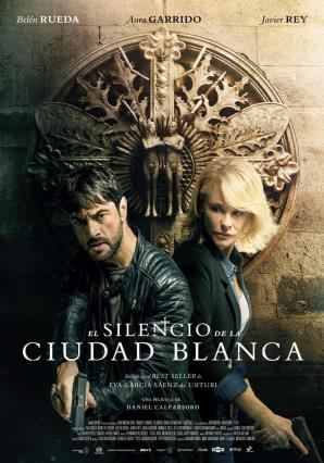Cartell de EL SILENCIO DE LA CIUDAD BLANCA