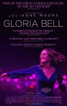 Cartell de GLORIA BELL