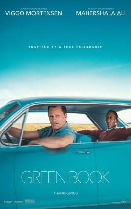 Cartell de GREEN BOOK