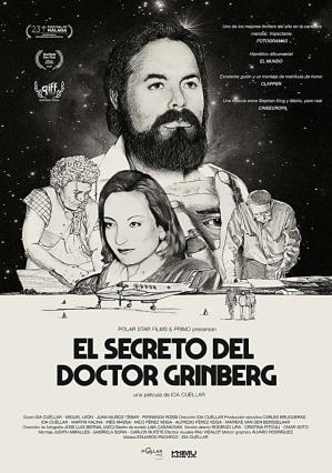 Cartell de EL SECRETO DEL DOCTOR GRINBERG