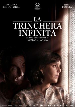 Cartell de LA TRINCHERA INFINITA