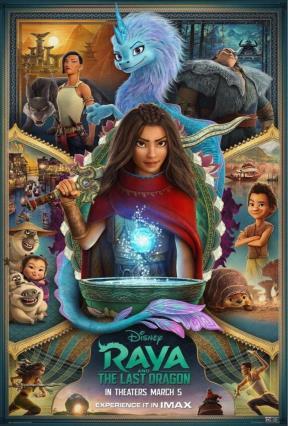 Cartell de Raya i l'ultim drac