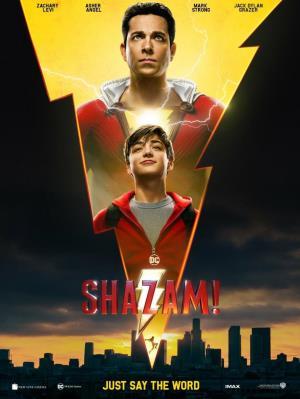 Cartell de ¡SHAZAM!