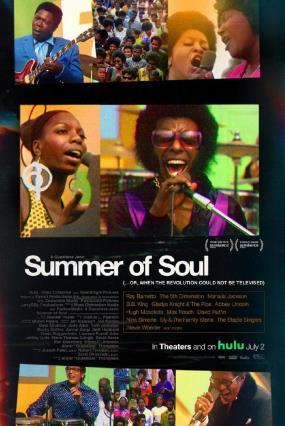 Cartell de SUMMER OF SOUL