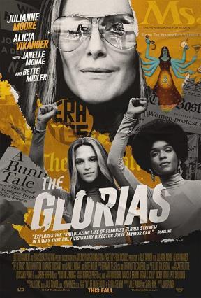 Cartell de THE GLORIAS
