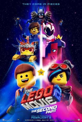 Cartell de LA LEGO PELÍCULA 2