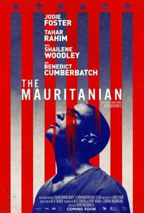 Cartell de THE MAURITANIAN
