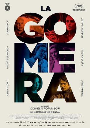 Cartell de LA GOMERA