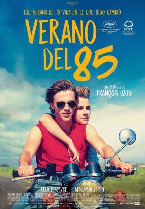 Cartell de VERANO DEL 85