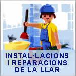 INSTAL·LACIONS I REPARACIONS DE LA LLAR