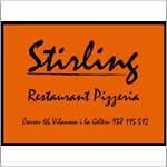STIRLING RESTAURANT-PIZZERIA