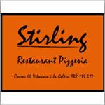 STIRLING RESTAURANT-PIZZERIA