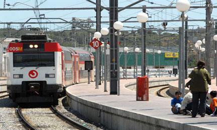 Rodalies de Catalunya acaba d'anunciar que s'incrementa l'oferta de trens al tram Mataró-Arenys de Mar, principalment en direcció Barcelona