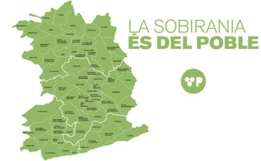 El ple del Parlament ha aprovat la Proposició de llei d'adaptació de la Llei de vegueries per incorporar la del Penedès a la divisió territorial catalana aprovada el 2010 i que està pendent d'aplicar
