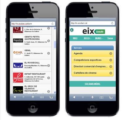 La temporada de competicions porta una novetat a Eix Diari: cada dimarts podràs rebre tota la informació esportiva al teu correu electrònic. Ja et pots subscriure gratuïtament