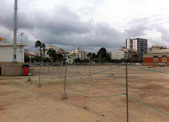 El projecte està marcant l'actualitat de Vilanova i la Geltrú en les darreres setmanes, després de l'oposició del veïnat a urbanitzar l'espai i construir un equipament.
