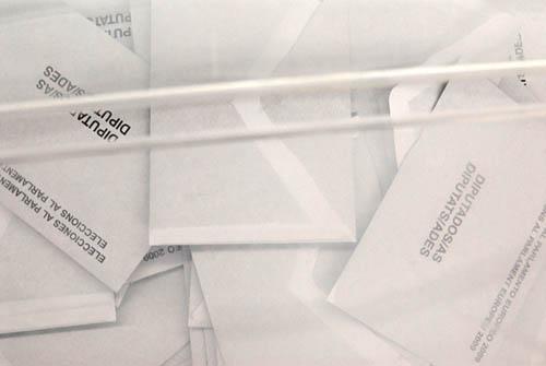 Superat l'equador de la campanya electoral, la majoria dels votants ja tenen clara l'orientació del seu vot per a la cita amb les urnes d'aquest cap de setmana