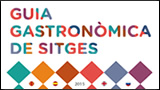 Guia Gastronòmica de Sitges 2015