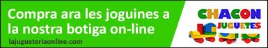 Jugueteria Online de Magatzems Chacon